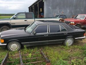Mercedes 420sel Kijiji In Ontario Buy Sell Save With