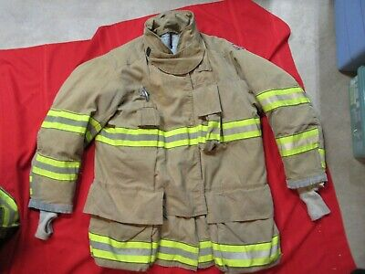 Mfg. 2011 Globe Gxtreme 46 X 35 Firefighter Turnout Bunker Jacket Fire Rescue