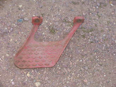 International Ih Farmall Tractor Step