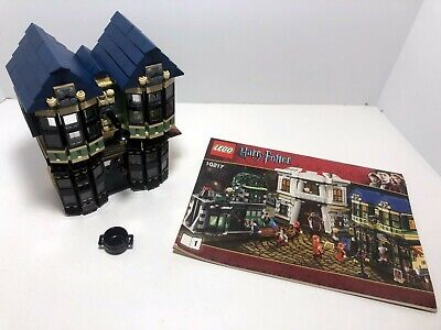LEGO Harry Potter: Olivanders shop ONLY from Diagon Alley 10217 (2011).