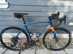 Ridley X-Trail C45 2018 gravel bike / cyclocross /route