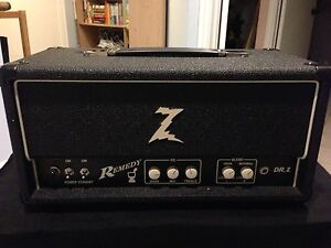 Dr Z Remedy boutique tube head and 2x12 cab with Scumback H55's