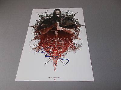 Vin Diesel  signed signiert autograph Autogramm auf 20x28 Foto in person