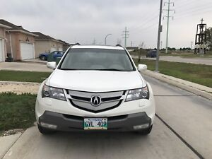 Acura mdx 2009 safetied
