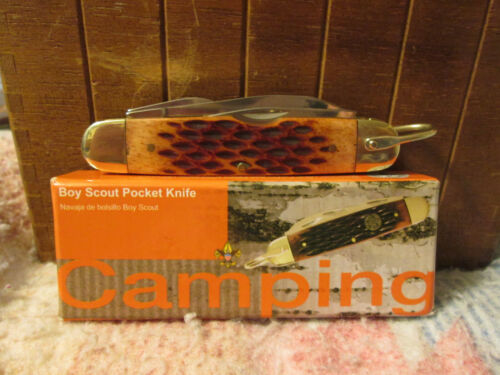 New Boy Scout Camping Knife