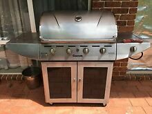 Gas mate 4 burner bbq Crafers West Adelaide Hills Preview
