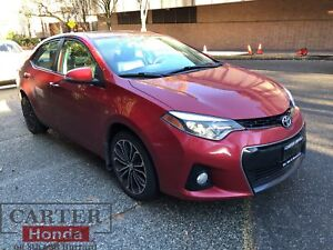 2015 Toyota Corolla CE + YEAR END CLEAROUT!