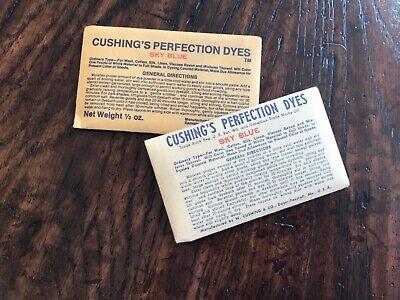 Rug Hooking Wool - Cushing Perfection Dye / Acid Dye for wool / Rug Hooking