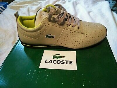 Lacoste Shoes Leather Size 9