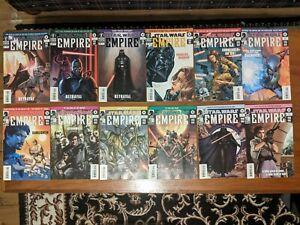 Star Wars Empire Bulk Comic Lot