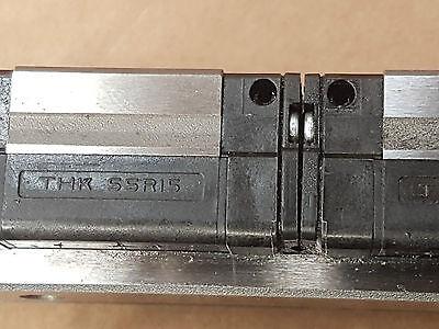 Thk Ss R15 Linear Bearings Rails L640 Mm Cnc Router Block