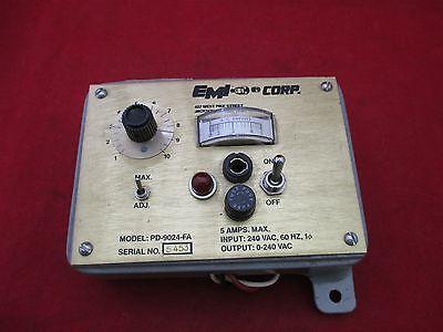 Emi Current Control Panel Pd-9024-fa