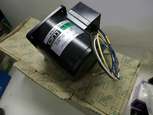 ORIENTAL INDUCTION MOTOR - 51K20-CGN-A - Qty Avail. NEW 100AC