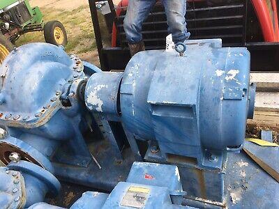 100 Hp Aurora 12 Electric Irrigation Pump
