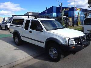 2004 Holden Rodeo Ute/4X4 Fairfield Fairfield Area Preview