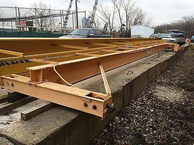 Rm 3-ton Overhead Bridge Crane System 50 W D2-5-26 Hoist Support Structure