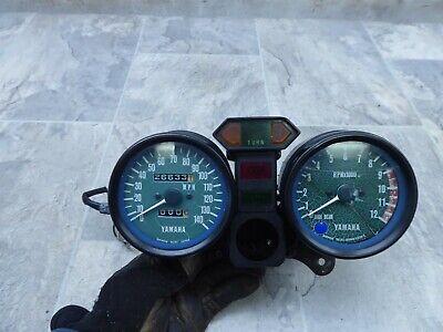 1976 Yamaha XS500 Y457-1. gauge cluster speedometer tachometer instruments