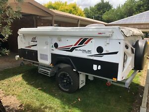 Jayco Eagle Outback (with extras)