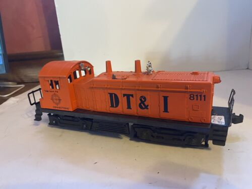 Lionel 8111 DT I Detroit Toledo Ironton Railroad Switcher Locomotive - $44.00