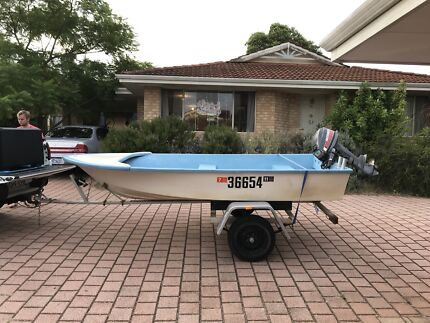 12 foot fiberglass dinghy (boat only)