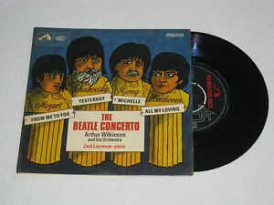 THE-BEATLES-CONCERTO-ARTHUR-WIKINSON-FOUR-BEATLES-COVER-S-U-K-ORIGINAL-EP-7-034