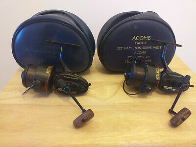 PAIR OF VINTAGE MITCHELL 300PRO FISHING REELS