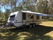 Caravan 1997 Regent Grand Tourer. 20ft 6in Capalaba Brisbane South East Preview