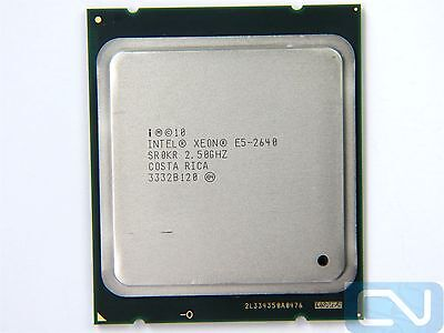 Intel Xeon E5-2640 2.5GHz 15MB 7.2GT/s SR0KR CPU LGA2011 Processor