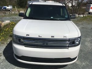2013 FORD FLEX NEW MVI