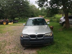 For sale / trade 2005 BMW x3