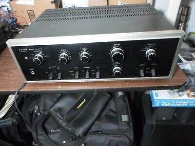 Vintage Sansui AU-6500 Stereo Amplifier