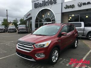 2017 Ford Escape SE | 4WD | LEATHER | HEATED SEATS | NAV |