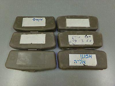 Israeli IDF Military Surplus 30 Round AR-15 Mag Magazine Belt Pouch Lightly Used