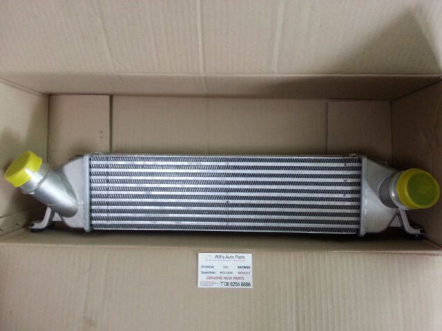 HYUNDAI ILOAD 2008-2012 2.5L GENUINE BRAND NEW DIESEL INTERCOOLER / INTER COOLER