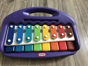 Piano/xylophone little tikes