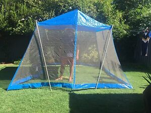Large Insect Screen Tent Eastwood Burnside Area Preview