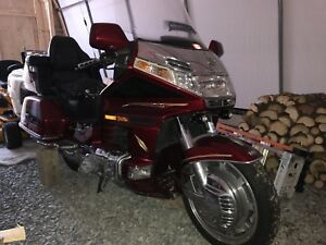 Honda Goldwing 50th Anniversary Edition