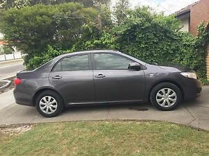 Toyota Corolla 2008 excellent condition only 102000 sedans Kealba Brimbank Area Preview