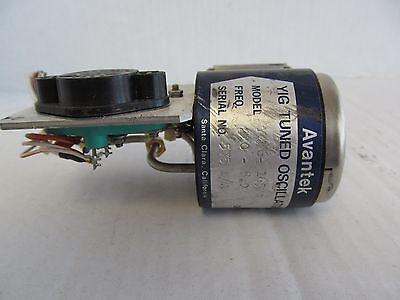 Avantek Yig Oscillator Yo86-1657 2-6 Ghz