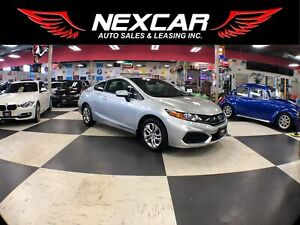 2015 Honda Civic LX AUT0 C0UPE BACKUP CAMERA H/SEATS BLUETOOTH 4