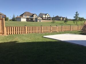 Fallen fence posts? We replace them!! Fences and repairs,more