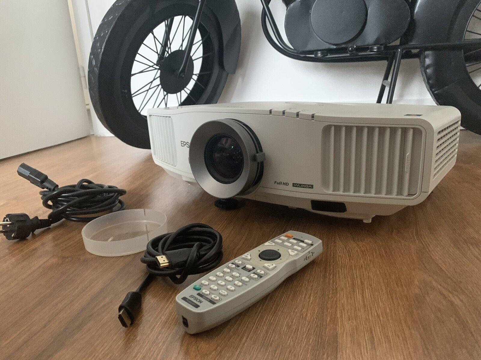Vidéo projecteur epson eb-g5450wu vidéoprojecteur 3lcd wuxga 4000 lumens