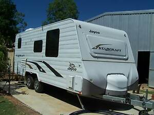 "2014 Jayco Starcraft 19' 6"" - Low Mileage - Excellent condition!! Barcaldine Central West Area Preview"