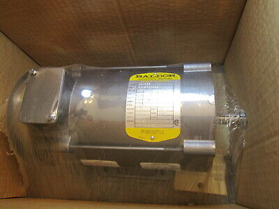 Baldor Cd3425 Electric Motor 14 Hp 1750 Rpm Dc Volts 90a10050f