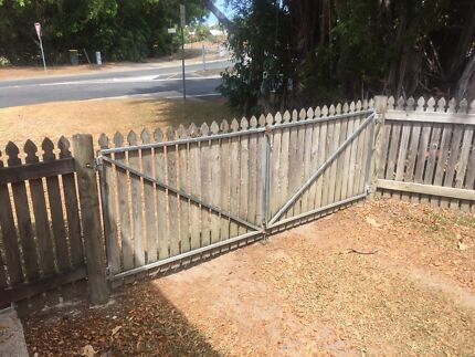 Wanted: Timber fence