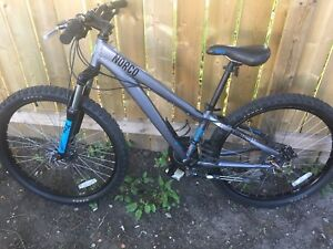 """Sweet Norco Mountain Bike up for sale , great condition 26"""""""