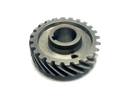 "Helical Gear 14248 1"" Bore 24 Teeth 3"" Diameter"