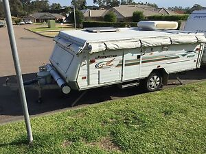 Jayco Swan Air Conditioned Solar Powered Camper Hunterview Singleton Area Preview