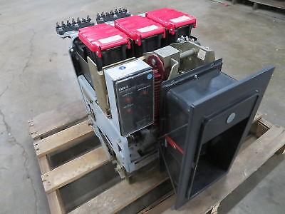 General Electric AKRT-7D-50H 2000 Amp Breaker LI RMS 9 TS20LI Manually MO DO GE