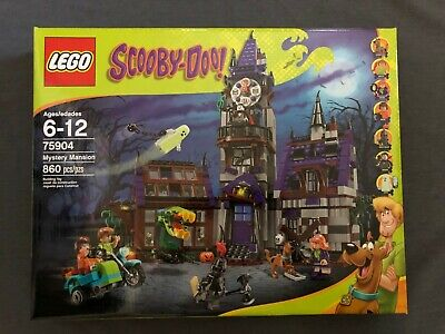 LEGO Scooby-Doo Mystery Mansion 75904 NEW